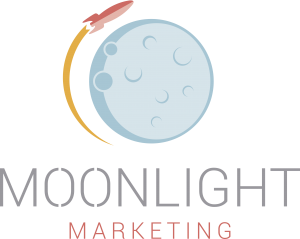 MOONLIGHT MARKETING - Diseño Logotipo